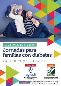 Jornadas familias diabetes