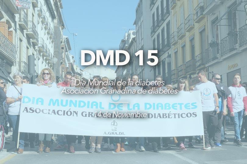 Día mundial de la diabetes 2015 - Asociación Grandina de diabetes