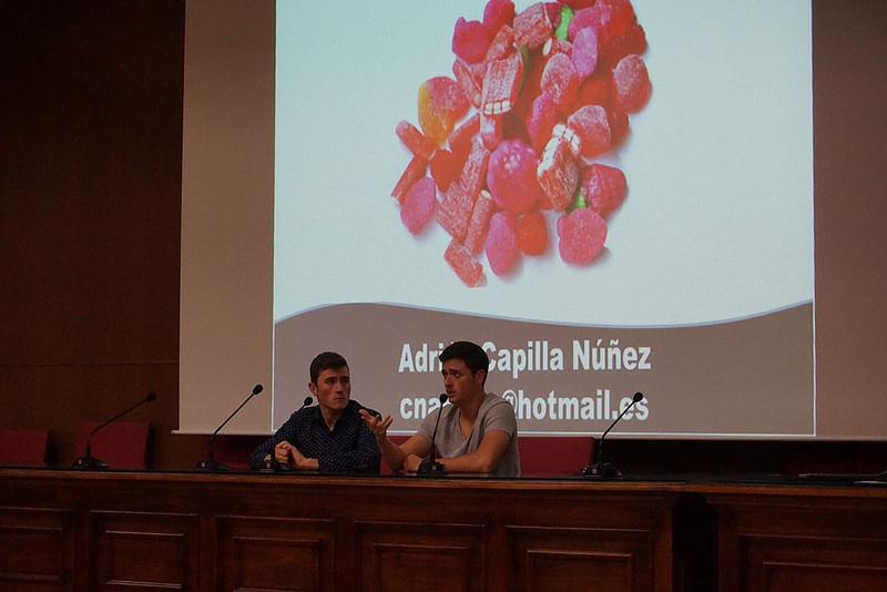 Mi diabetes y yo por Adrián Capilla y Javi Cenit