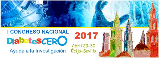 "I Congreso Nacional ""DiabetesCERO"": Ayuda a la Investigación"