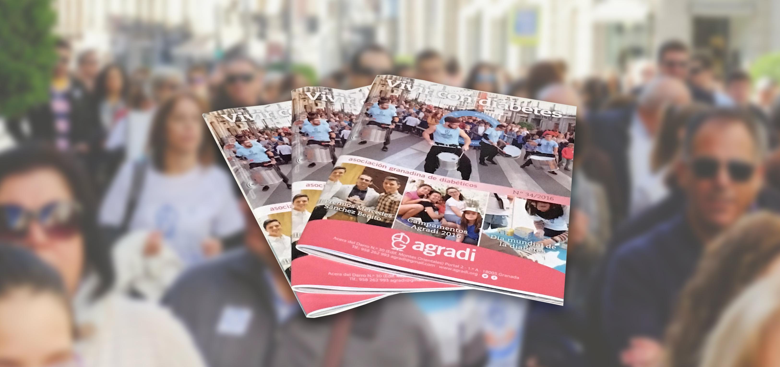 Revista Nº 33/16 «Vivir con diabetes»