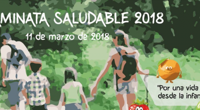 IV Caminata Saludable dedicada a la lucha contra la diabetes