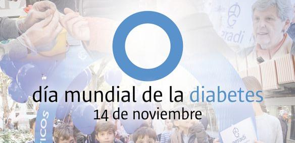 Día Mundial de la diabetes en Granada 2019 AGRADI