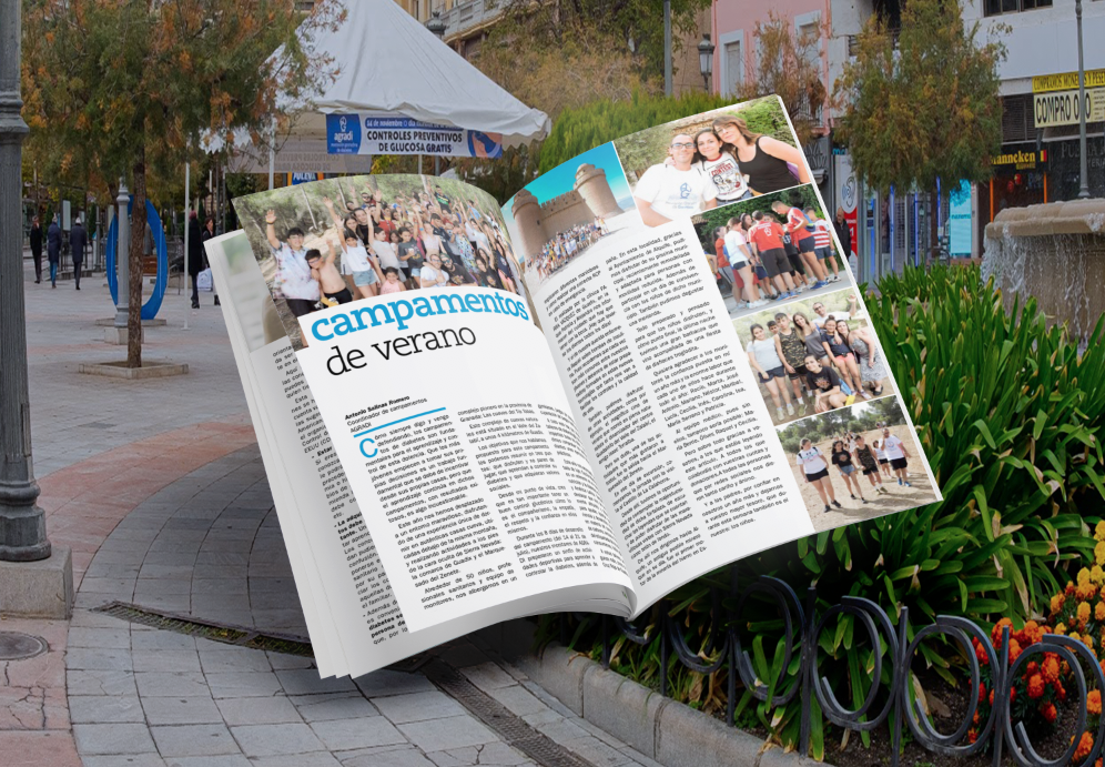 "REVISTA Nº 40/19 ""VIVIR CON DIABETES"""